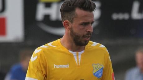 Zurück: Torjäger Marian Knecht läuft künftig wieder im Trikot des FC Pipinsried auf.