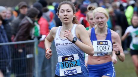 Laufen ist ihre Leidenschaft: Lisa Basener aus Oberhausen nimmt sowohl an Rennen auf der Bahn als auch im Gelände teil. Die 20-Jährige trainiert und studiert in Regensburg.