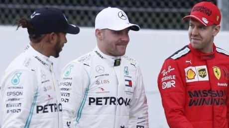Die Stars der Formel 1 werden beim GP von Spanien unter strengen Hygienevorschriften teilnehmen: Alle Infos zum Großen Preis von Spanien - Termine, Zeitplan, Live-Übertragung und mehr.