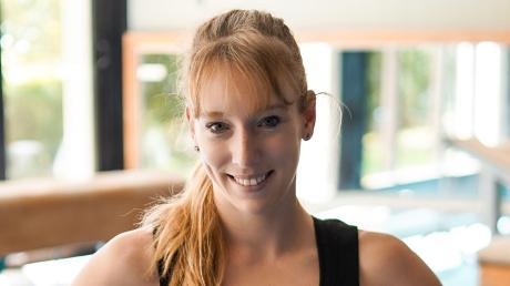 Freut sich auf kommende Wettkämpfe: Janine Berger.