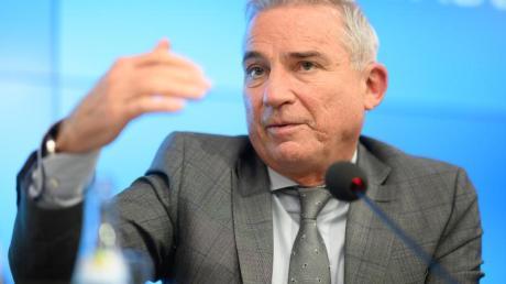 Baden-Württembergs Minister für Inneres, Digitalisierung und Migration: Thomas Strobl (CDU).