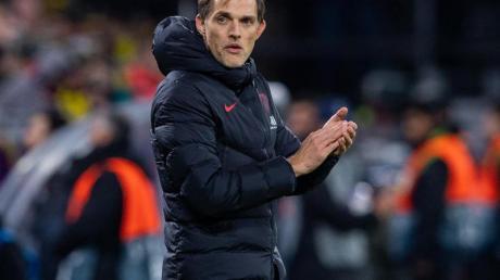 Bleibt weiter PSG-Coach: Thomas Tuchel.