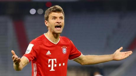 Thomas Müller gehört derzeit zu den besten Bayern.
