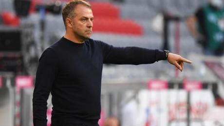 Mit einem Sieg bei Werder Bremen will Trainer Hansi Flick mit dem FC Bayern sein erstes Meisterstück perfekt machen.