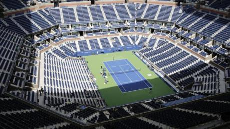 Die US Open sollen wie geplant stattfinden.