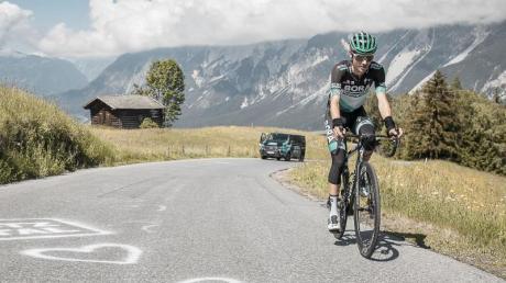 Peilt bei der Tour de France das Podium an: Emanuel Buchmann.
