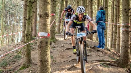 Im Eggerwald werden am 24. Oktober die deutschen Meisterschaften im Cross Country ausgetragen.