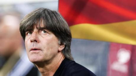 Bundestrainer Joachim Löw startet mit der Nationalmannschaft im September wieder.