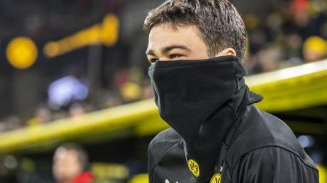 Der Dortmunder Giovanni Reyna fehlt krankheitsbedingt.