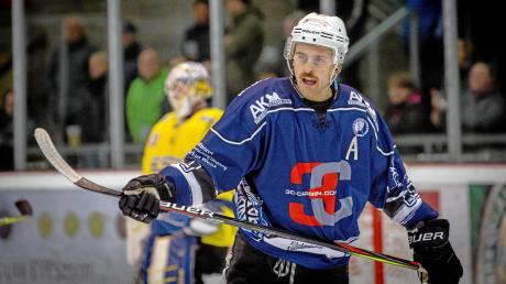 Thomas Fischer spielt auch in der neuen Saison bei den Landsberg Riverkings.
