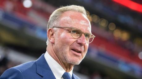 Wehrt sich gegen eine Änderung des Verteilungsschlüssels: Bayern-Boss Karl-Heinz Rummenigge.