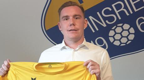 Tim Oberwahrenbrock könnte künftig zwischen den Pfosten des FC Pipinsried stehen.