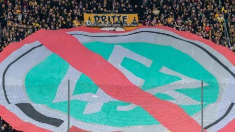 Der Unmut der Fans gegen DFBund DFL nahm in den letzten Monaten immer mehr zu.