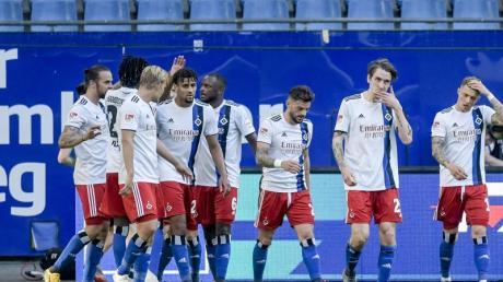 Zurück ins Oberhaus oder noch einJahr 2. Liga: Wohin führt der Weg vom HSV?.