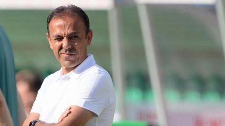 Jos Luhukay muss als Trainer beim FC St. Pauli gehen.