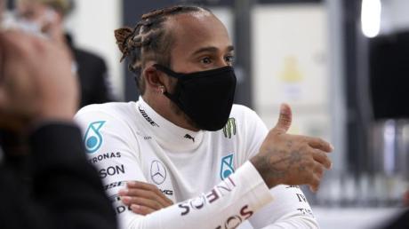 Lewis Hamilton und Mercedes sind das Maß der Dinge in der Formel 1.