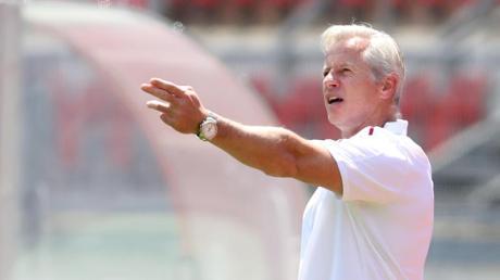 Jens Keller ist nicht mehr Trainer des 1. FC Nürnberg.
