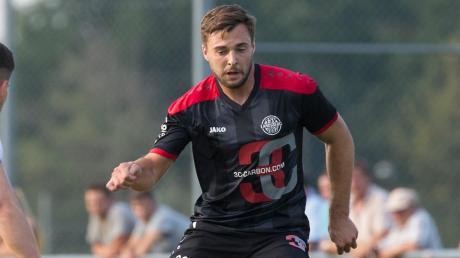 Jonas Meichelböck sammelte in Memmingen Regionalliga-Erfahrung und spielte zuletzt beim TSV Landsberg in der Bayernliga.