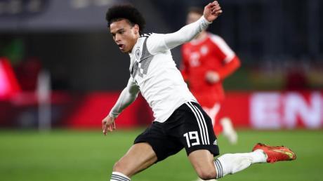 Leroy Sané steht vor einem Wechsel zum FC Bayern München.