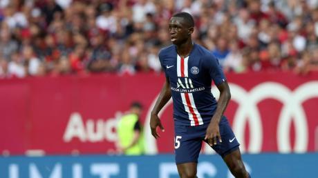 Ab sofort ein Spieler des FC Bayern: Nianzou Tanguy Kouassi .