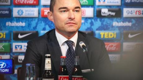 Lars Windhorst ist der größte Geldgeber von Hertha BSC.