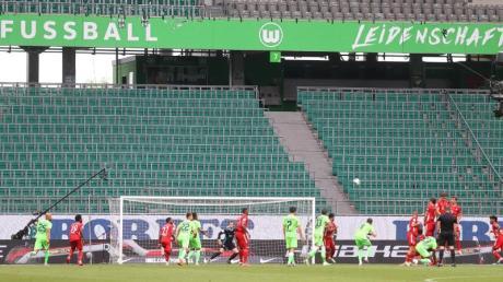 Sind Geisterspiele in der Fußball-Bundesliga bald Geschichte?.