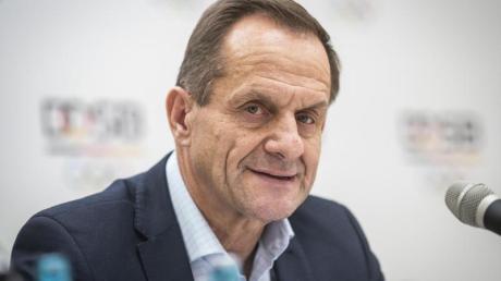 Begrüßt die Nothilfe des Bundes für mehrere Sport-Profiligen: DOSB-Boss Alfons Hörmann.