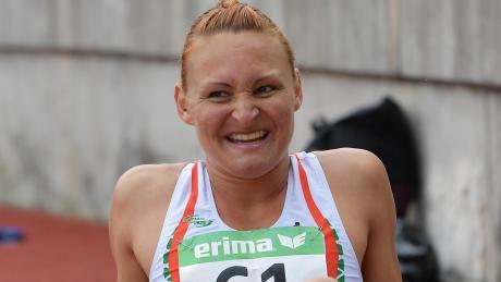 Sonja Keil will bei den deutschen Meisterschaften starten.