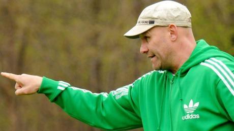 Ein bekanntes Gesicht beim FCG: Armin Resselberger wird zur neuen Saison die U14 betreuen.