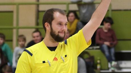 Kreis- und Gruppen-Schiedsrichter-Obmann Tobias Heuberger vermisst das Pfeifen sehr. Die Pausierung des Spielbetriebs kann er gut nachvollziehen.