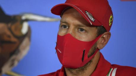 Sebastian Vettel muss Ferrari am Saisonende verlassen.