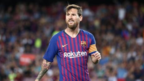 Lionel Messi erwägt einem Bericht des Senders Cadena Ser zufolge, den FC Barcelona im Sommer 2021 zu verlassen.
