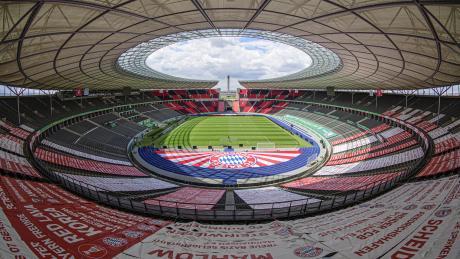 Es ist angerichtet: Am Samstag will der FC Bayern gegen Bayer Leverkusen zum 20. Mal den DFB-Pokal gewinnen.