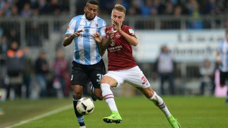 Löwen und Clubberer standen sich zuletzt 2017 in einem Pflichtspiel, damals in der 2. Bundesliga, gegenüber.