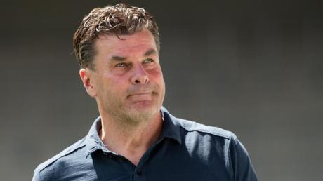 Dieter Hecking wird nicht mehr HSV-Trainer sein.