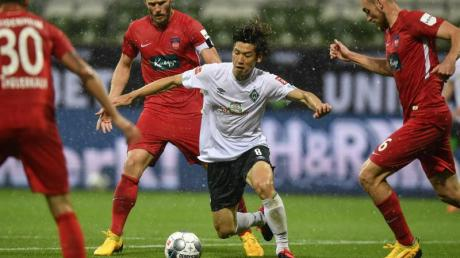 Das Relegations-Rückspiel zwischen dem 1. FC Heidenheim und Werder Bremen verspricht viel Spannung.
