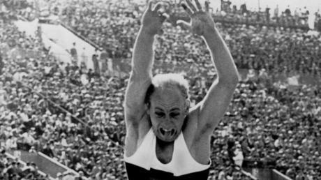 Holte 1964 Olympia-Gold im Zehnkampf: Willi Holdorf.