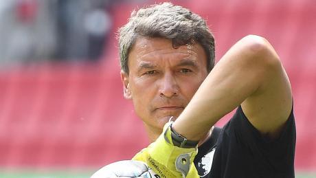 Zdenko Miletic betreute 13 Jahre die Bundesliga-Torhüter des FCA.