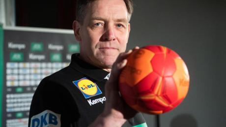 Auch Bundestrainer Alfred Gislason ist ein Gegner der Sieben-gegen-Sechs-Regel im Handball.