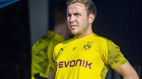 Auch Mario Götze ist auf der Suche nach einem neuen Verein.