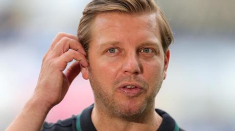 Bleibt Florian Kohfeldt Trainer des SV Werder Bremen.