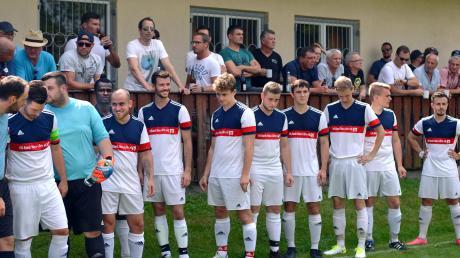 Anfang September sollen sie auf den Platz zurückkommen. Die Mannschaft des SV Grafertshofen und alle anderen Teams im Bezirk.