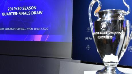 Die Viertelfinal-Begegnungen der Champions League wurden in Nyon ausgelost. Der FC Bayern würde auf Barcelona oder Neapel treffen.