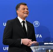 Hat mal einen rausgehauen bei der Uefa: Thomas Helmer.
