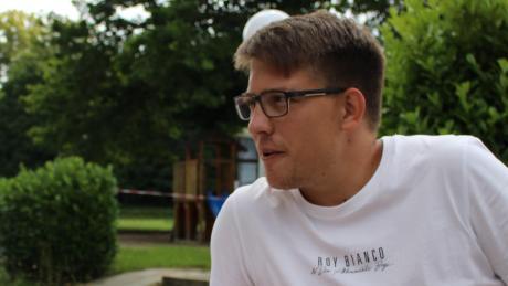 TVA-Trainer Markus Mosig und sein Team befinden sich in Quarantäne.