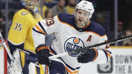 Leon Draisaitl von den Edmonton Oilers gehört zu den besten Spielern der NHL.