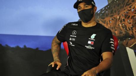 Will beim zweiten Rennen in Österreich seinen ersten Saisonsieg holen: Lewis Hamilton.