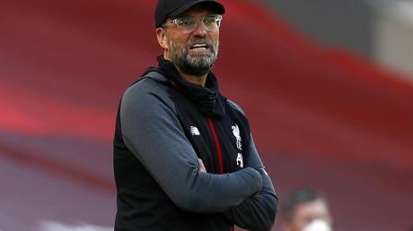 Jagt mit Liverpool weiter den Punkterekord: Reds-Coach Jürgen Klopp.