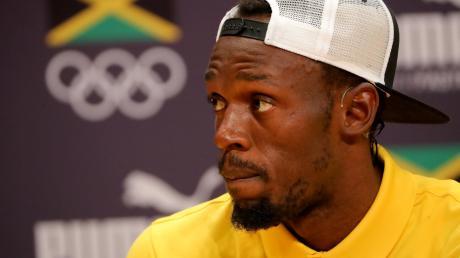 Vater geworden: Usain Bolt, der ehemals schnellste Mann der Welt.