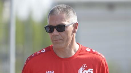 Christoph Hoss, Abteilungsleiter beim VfR Jettingen, ist noch skeptisch, ob die Saison wie geplant zu Ende gespielt werden kann.